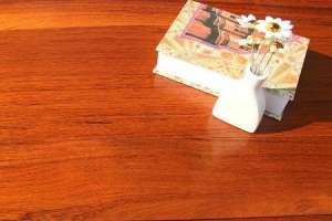 柚木地板价格企稳探涨 菠萝格地暖地板销量稳增齐齐哈尔